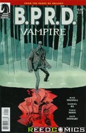 BPRD Vampire #1