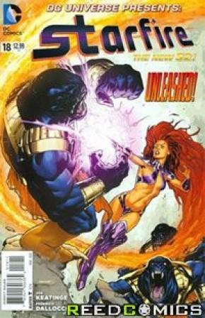 DC Universe Presents (2011) #18