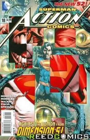 Action Comics Volume 2 #18