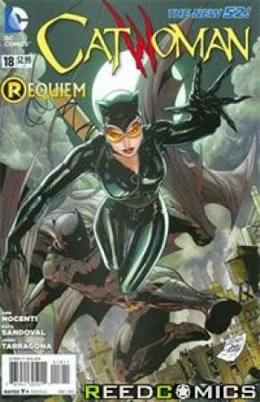 Catwoman Volume 4 #18
