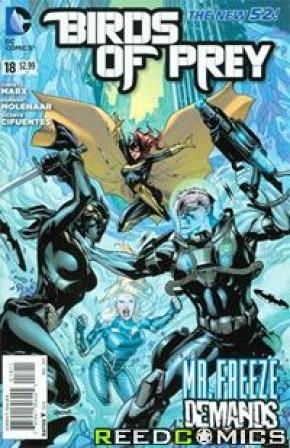 Birds of Prey Volume 3 #18