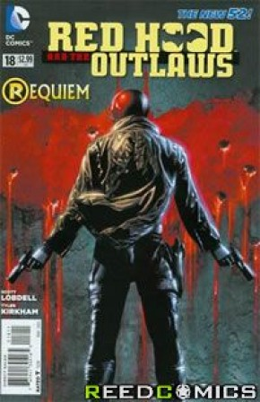 Red Hood and the Outlaws #18 * HOT BOOK *