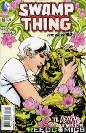 Swamp Thing Volume 5 #18