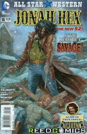 All Star Western Volume 2 #18