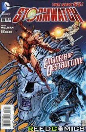 Stormwatch Volume 3 #18