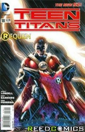 Teen Titans Volume 4 #18