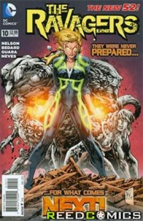 The Ravagers #10