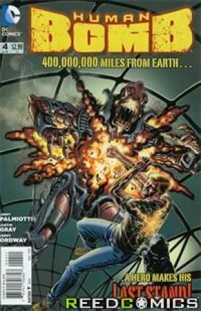 Human Bomb #4