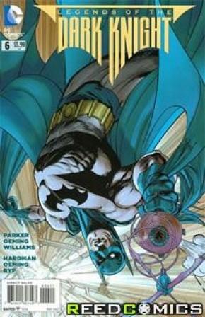 Legends of the Dark Knight (2012) #6