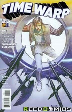 Time Warp Volume 2 #1