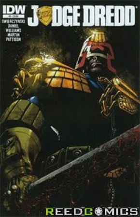Judge Dredd Volume 4 #5