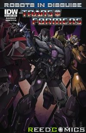 Transformers Robots In Disguise Ongoing #15 (Cover B)