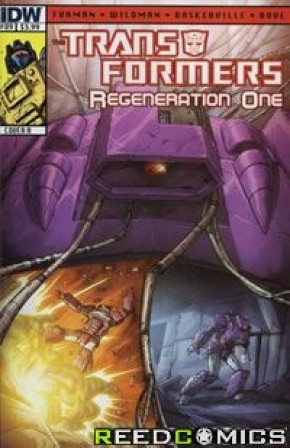 Transformers Regeneration One #89 (Cover A)