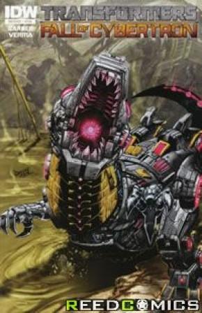 Transformers Fall Of Cybertron One Shot