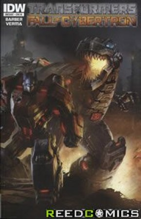 Transformers Fall Of Cybertron One Shot (1 in 10 Incentive)