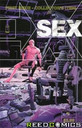 Sex #1 (1st Print) *HOT BOOK*