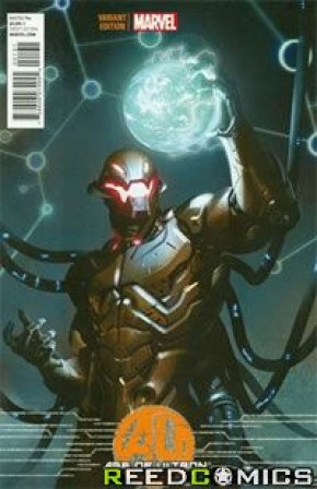 Age of Ultron #1 (1 in 50 Incentive Djurdjevic Variant)