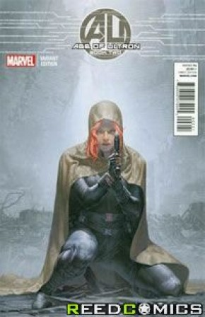 Age of Ultron #2 (1 in 50 Incentive Variant)