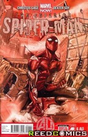 Superior Spiderman #6AU