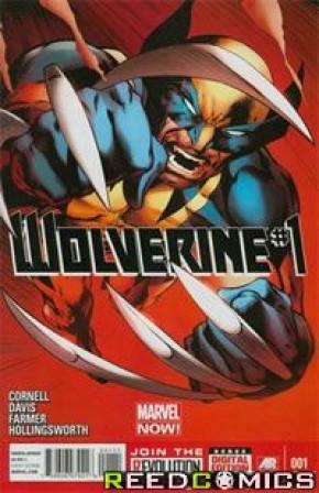 Wolverine Volume 5 #1