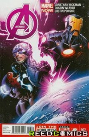 Avengers Volume 5 #7