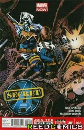 Secret Avengers Volume 2 #2