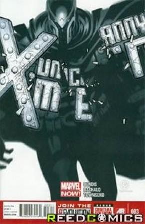 Uncanny X-Men Volume 3 #3