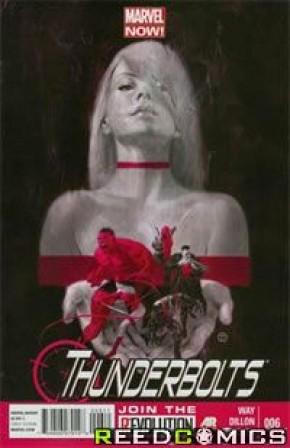 Thunderbolts Volume 2 #6