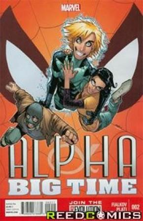 Alpha Big Time #2