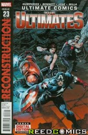 Ultimate Comics The Ultimates #23