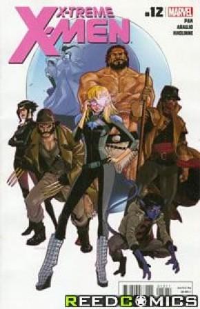 X-treme X-Men Volume 2 #12