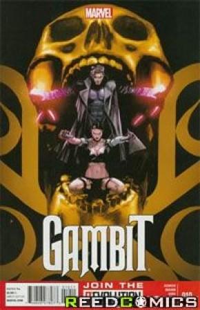 Gambit Volume 5 #10