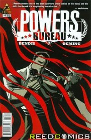 Powers The Bureau #3