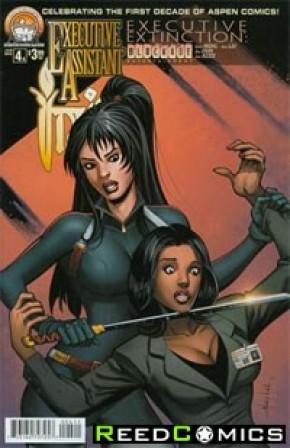 Executive Assistant Iris Volume 3 #4