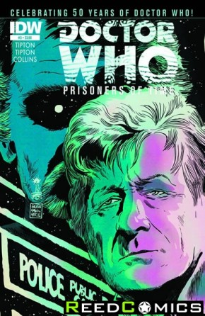 Doctor Who Prisoners of Time #3 (2nd Print)