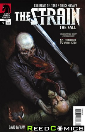 The Strain The Fall #9