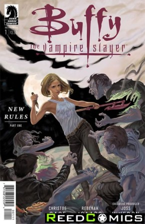 Buffy The Vampire Slayer Season 10 #1