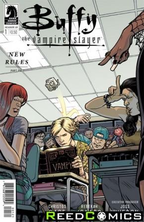 Buffy The Vampire Slayer Season 10 #1 (Isaacs Variant)
