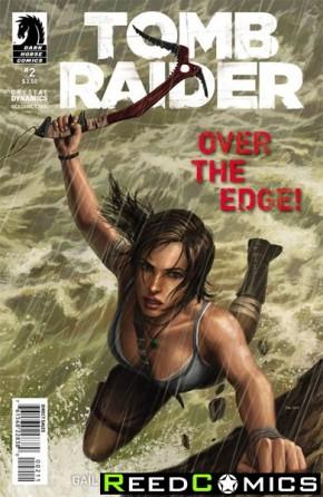 Tomb Raider Volume 2 #2