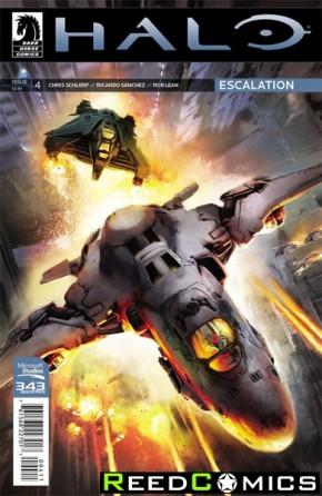 Halo Escalation #4