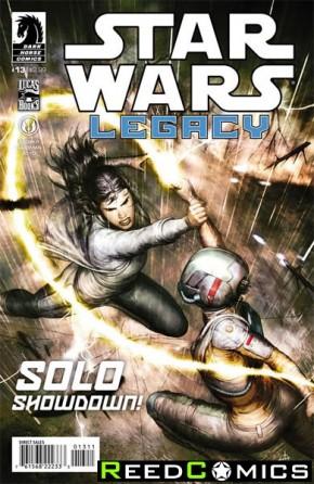 Star Wars Legacy II #13