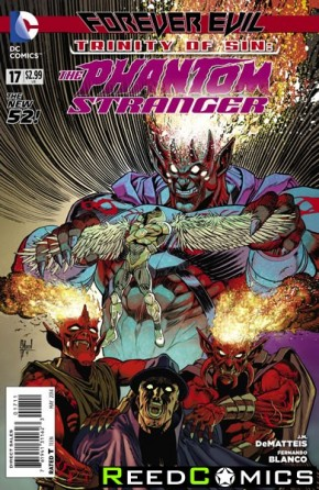 Trinity of Sin The Phantom Stranger #17