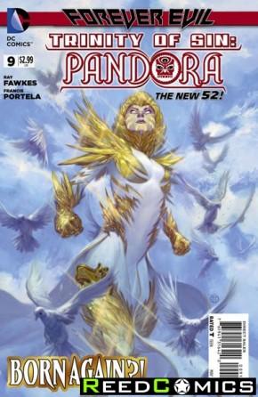 Trinity of Sin Pandora #9