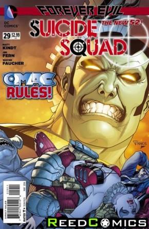 Suicide Squad Volume 3 #29