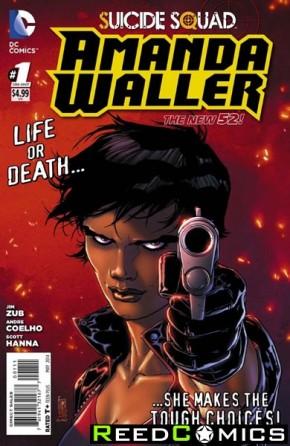 Suicide Squad Amanda Waller One Shot