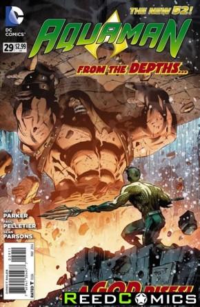 Aquaman Volume 5 #29