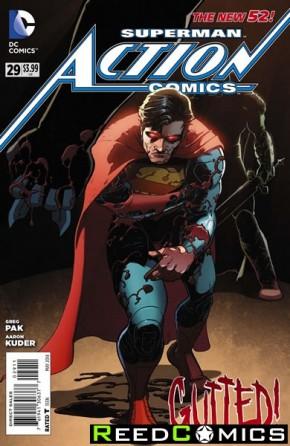 Action Comics Volume 2 #29