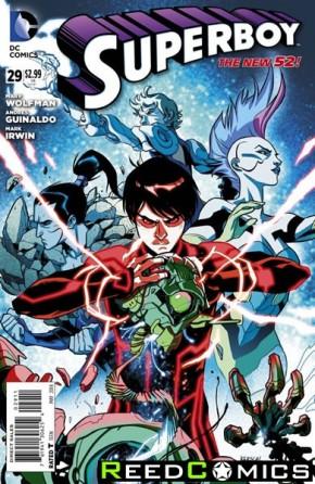 Superboy Volume 5 #29