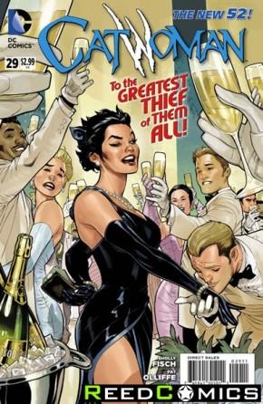 Catwoman Volume 4 #29