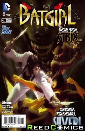 Batgirl Volume 4 #29